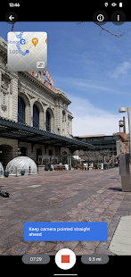 Google Street View v2.0.0.380684178 screenshots 6