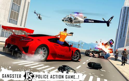Grand Gangster Crime City WarGangster Crime Games v1.0.37 screenshots 4
