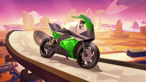 Gravity Rider Zero v screenshots 1