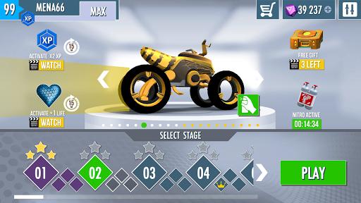 Gravity Rider Zero v screenshots 12