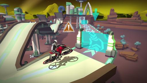 Gravity Rider Zero v screenshots 18