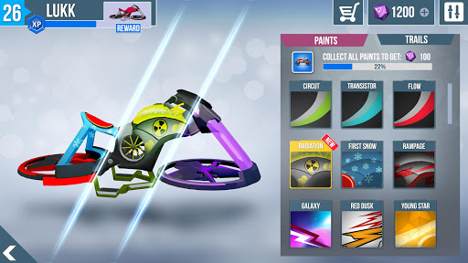 Gravity Rider Zero v screenshots 2