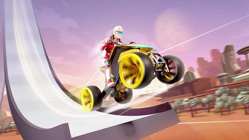 Gravity Rider Zero v screenshots 3