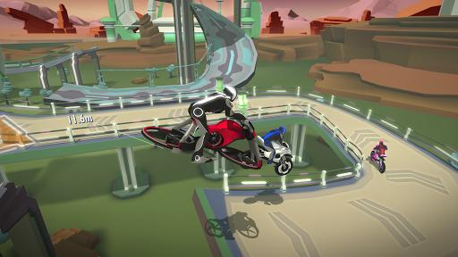Gravity Rider Zero v screenshots 4