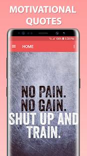 Gym Guider Offline v screenshots 1