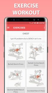 Gym Guider Offline v screenshots 3