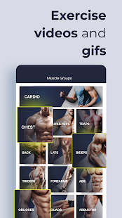 Gym Gym Workout Personal Trainer Bodybuilding v7.5.2 screenshots 1