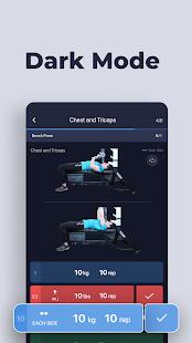 Gym Gym Workout Personal Trainer Bodybuilding v7.5.2 screenshots 10