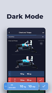 Gym Gym Workout Personal Trainer Bodybuilding v7.5.2 screenshots 4