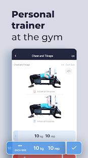 Gym Gym Workout Personal Trainer Bodybuilding v7.5.2 screenshots 5