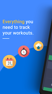 Gym Workout Tracker amp Planner for Weight Lifting v1.41.1 screenshots 1