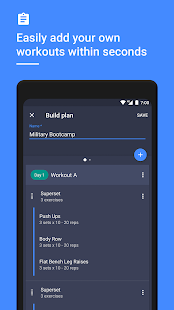 Gym Workout Tracker amp Planner for Weight Lifting v1.41.1 screenshots 3
