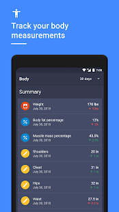 Gym Workout Tracker amp Planner for Weight Lifting v1.41.1 screenshots 7