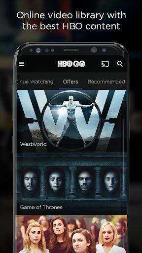 HBO GO v5.9.8 screenshots 1