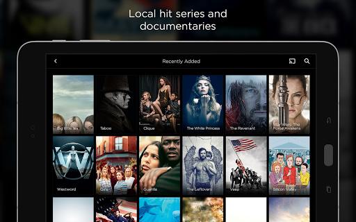 HBO GO v5.9.8 screenshots 10