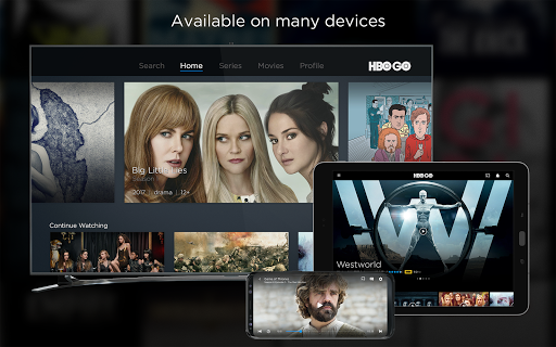HBO GO v5.9.8 screenshots 11