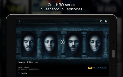 HBO GO v5.9.8 screenshots 4