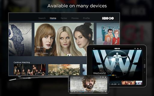 HBO GO v5.9.8 screenshots 6
