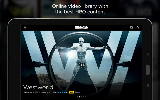 HBO GO v5.9.8 screenshots 8