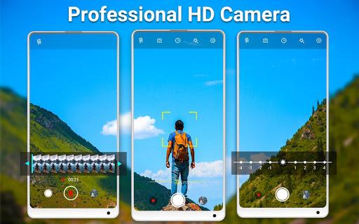 HD Camera Pro amp Selfie Camera v2.6.2 screenshots 1