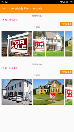 Hao Finder -Veried Houses and Real Estate Property v1.0 screenshots 1