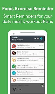 Health Pal – Fitness Weight loss coach Pedometer v4.2.54 screenshots 5