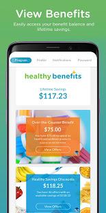 Healthy Benefits Plus v2.0.1017 screenshots 1