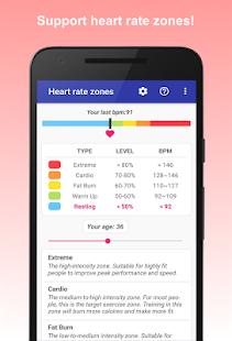 Heart Rate Monitor v0.3.19 screenshots 1