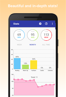 Heart Rate Monitor v0.3.19 screenshots 3