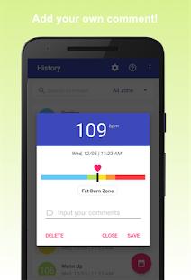 Heart Rate Monitor v0.3.19 screenshots 6