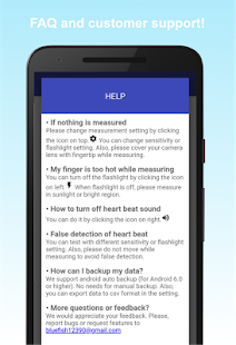 Heart Rate Monitor v0.3.19 screenshots 8