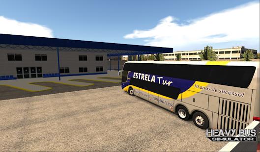 Heavy Bus Simulator v1.088 screenshots 1