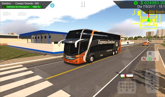 Heavy Bus Simulator v1.088 screenshots 16