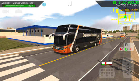 Heavy Bus Simulator v1.088 screenshots 8