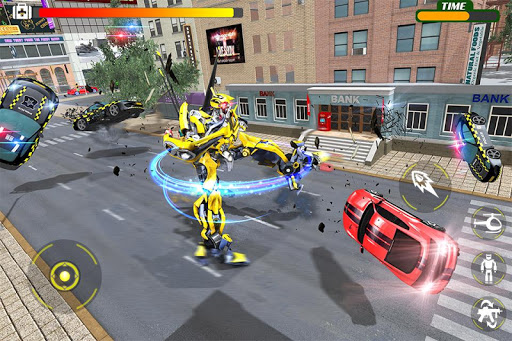 Helicopter Robot Car Transform v1.0.18 screenshots 1