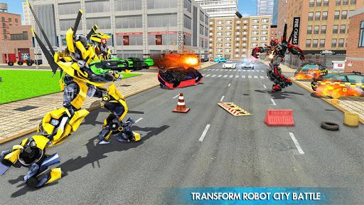Helicopter Robot Car Transform v1.0.18 screenshots 16