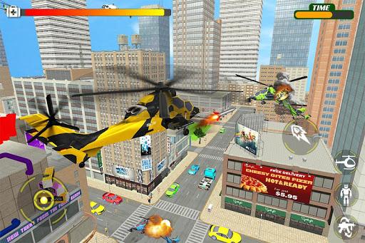 Helicopter Robot Car Transform v1.0.18 screenshots 2
