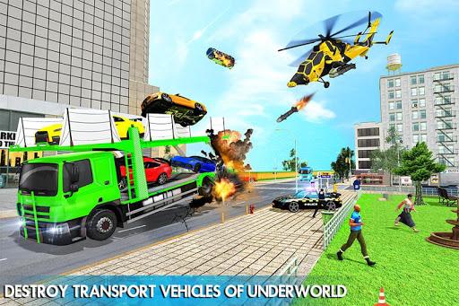 Helicopter Robot Car Transform v1.0.18 screenshots 3