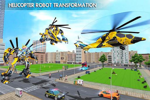 Helicopter Robot Car Transform v1.0.18 screenshots 6