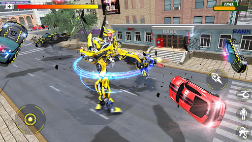 Helicopter Robot Car Transform v1.0.18 screenshots 7