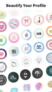 Highlight Cover amp Logo Maker for Instagram Story v2.6.3 screenshots 1