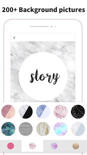 Highlight Cover amp Logo Maker for Instagram Story v2.6.3 screenshots 8