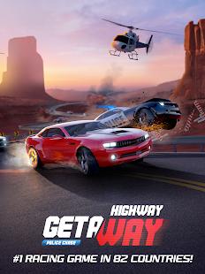 Highway Getaway Police Chase v1.2.3 screenshots 13