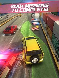 Highway Getaway Police Chase v1.2.3 screenshots 16