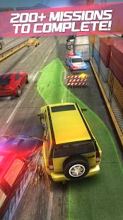 Highway Getaway Police Chase v1.2.3 screenshots 4