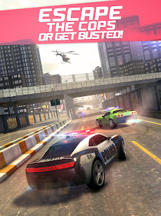 Highway Getaway Police Chase v1.2.3 screenshots 8