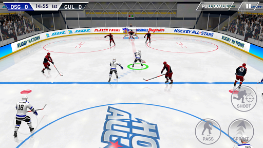 Hockey All Stars v1.6.3.440 screenshots 1