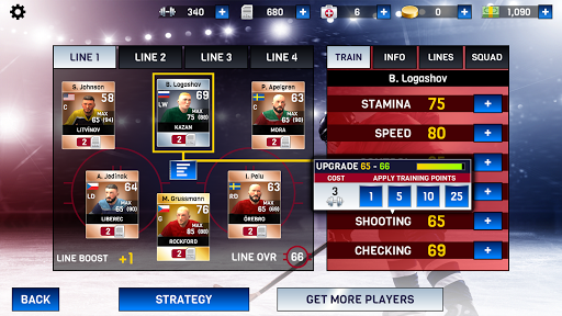 Hockey All Stars v1.6.3.440 screenshots 12