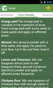 Home Remedies Natural Cures v2.9 screenshots 2