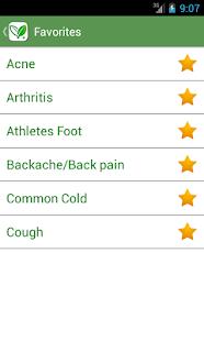 Home Remedies Natural Cures v2.9 screenshots 6